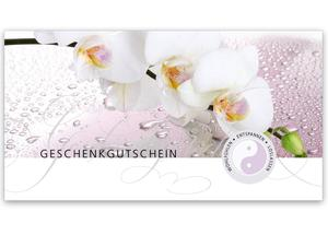 Geschenkgutschein Gutscheinvordrucke Gutschein MA261 Massage Kosmetik Massagepraxis Massagegutschein Wellness Spa Kosmetikinstitut Naturheilkunde Physiotherapie