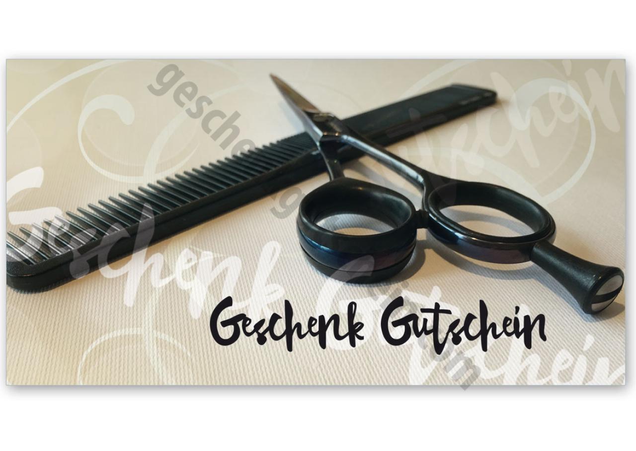 Kostenlos friseur ausdrucken vorlagen gutscheine Gutscheinvorlagen Friseur