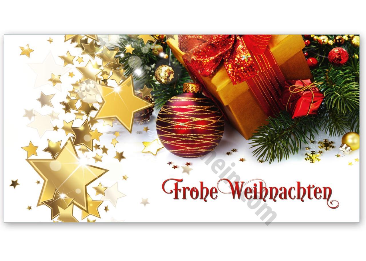 Gutscheine Für Weihnachten