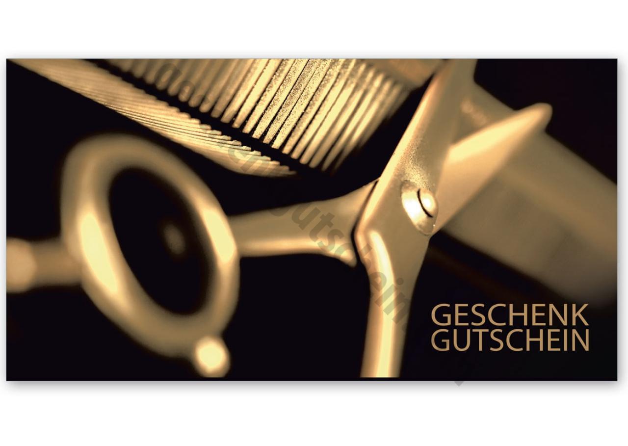 Friseur Gutschein – Friseur