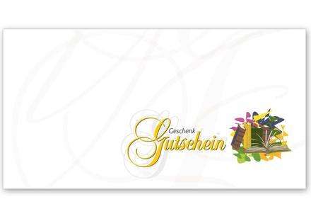 BU201 Faltgutschein Multicolor | Geschenkgutschein.com - Mit den ...