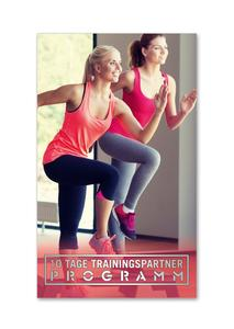 Karte Trainingspartner-Programm FI556