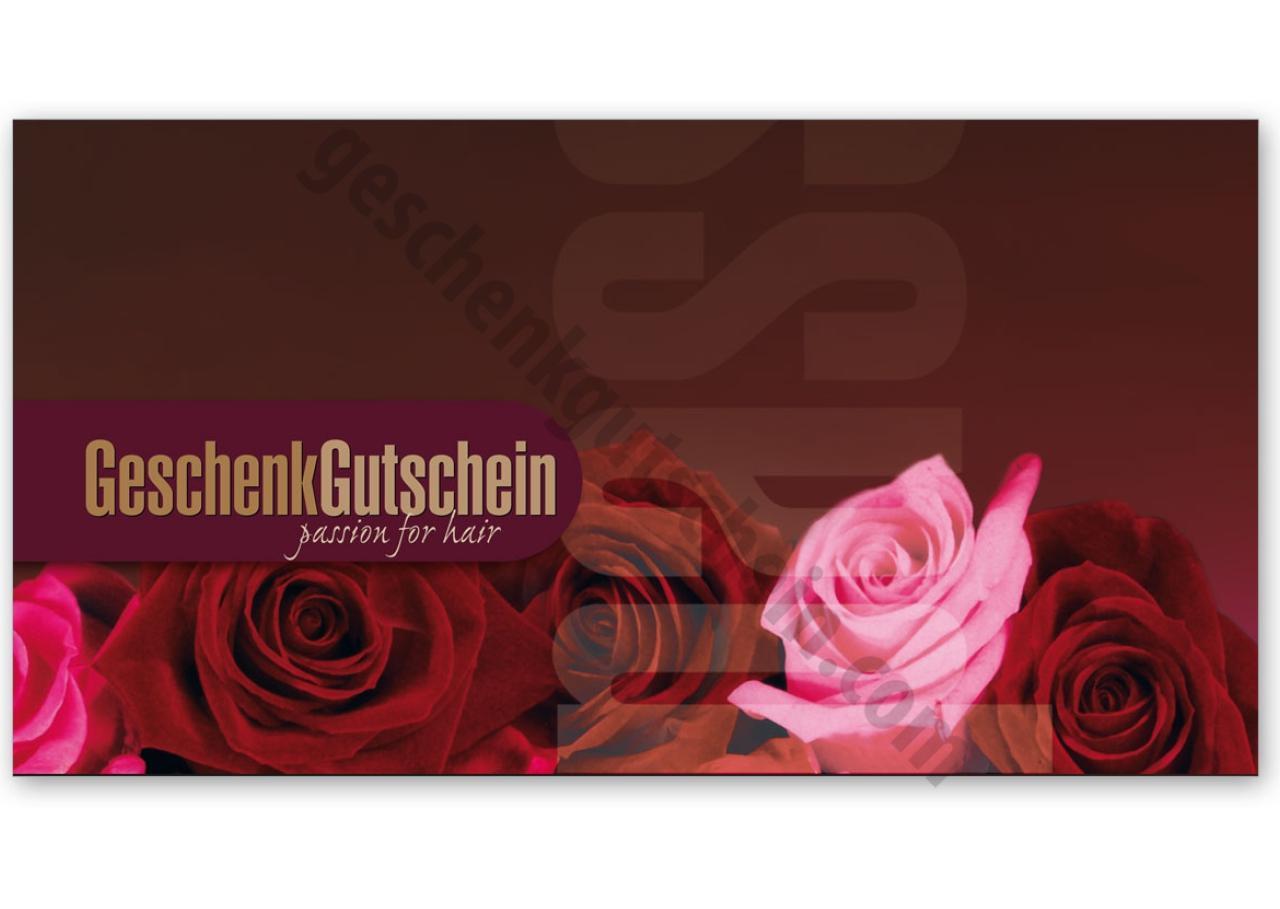 K248 Faltgutschein Multicolor | Geschenkgutschein.com - Mit den ...