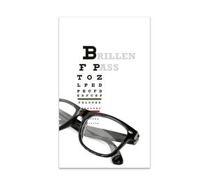 Brillenpass Kundenbindung Brillenpässe OP565 Optiker Brillen Optik