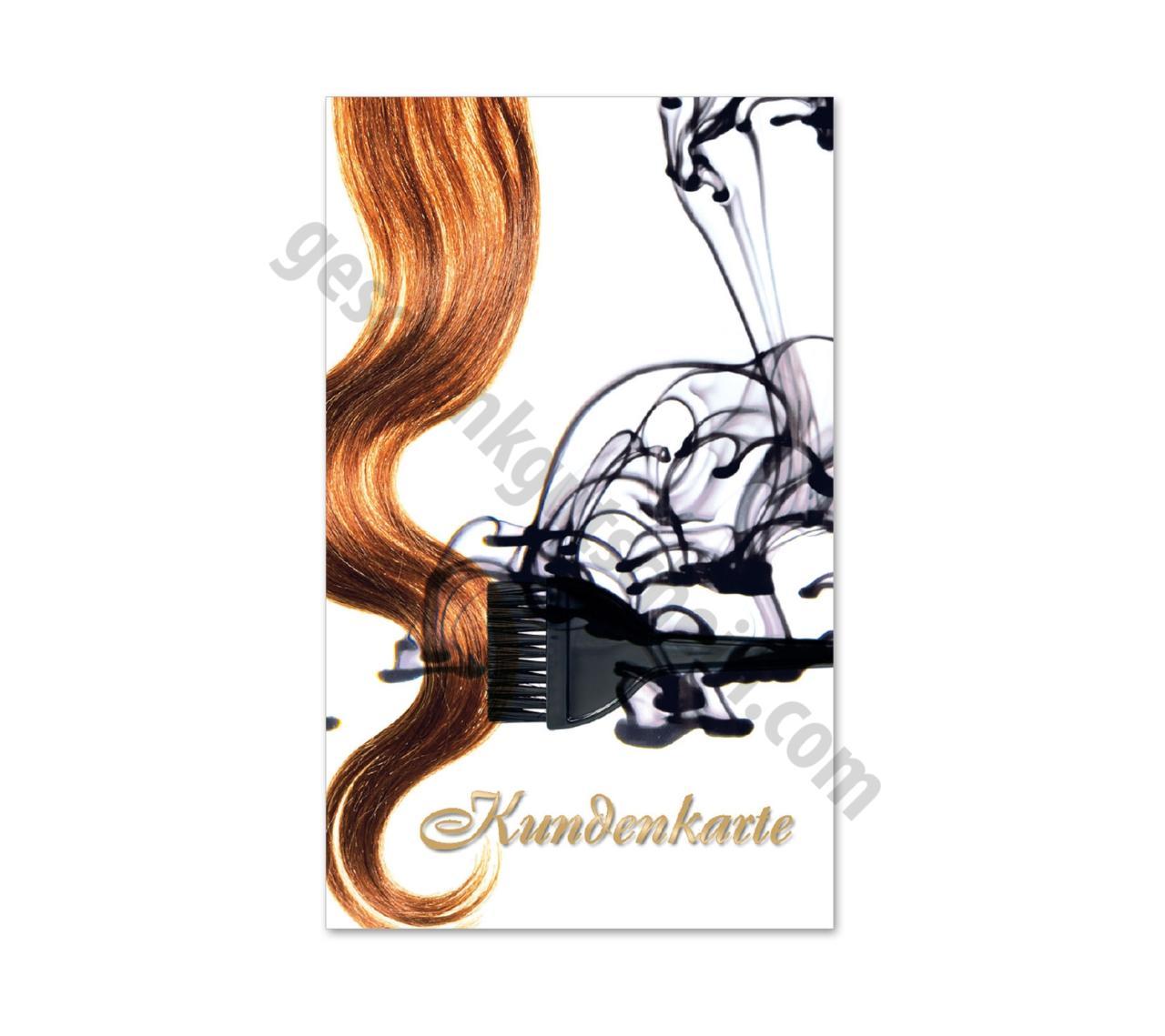 Weihnachtsgeschenke Für Kunden Friseur.K578 Kundenkarten 9fd Friseurgeschäft Friseursalon Friseur