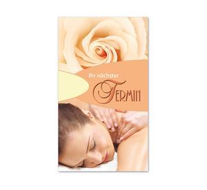 wellness spa geschenkgutscheine termin und kundenkarten f r ihr unternehmen terminkarten. Black Bedroom Furniture Sets. Home Design Ideas