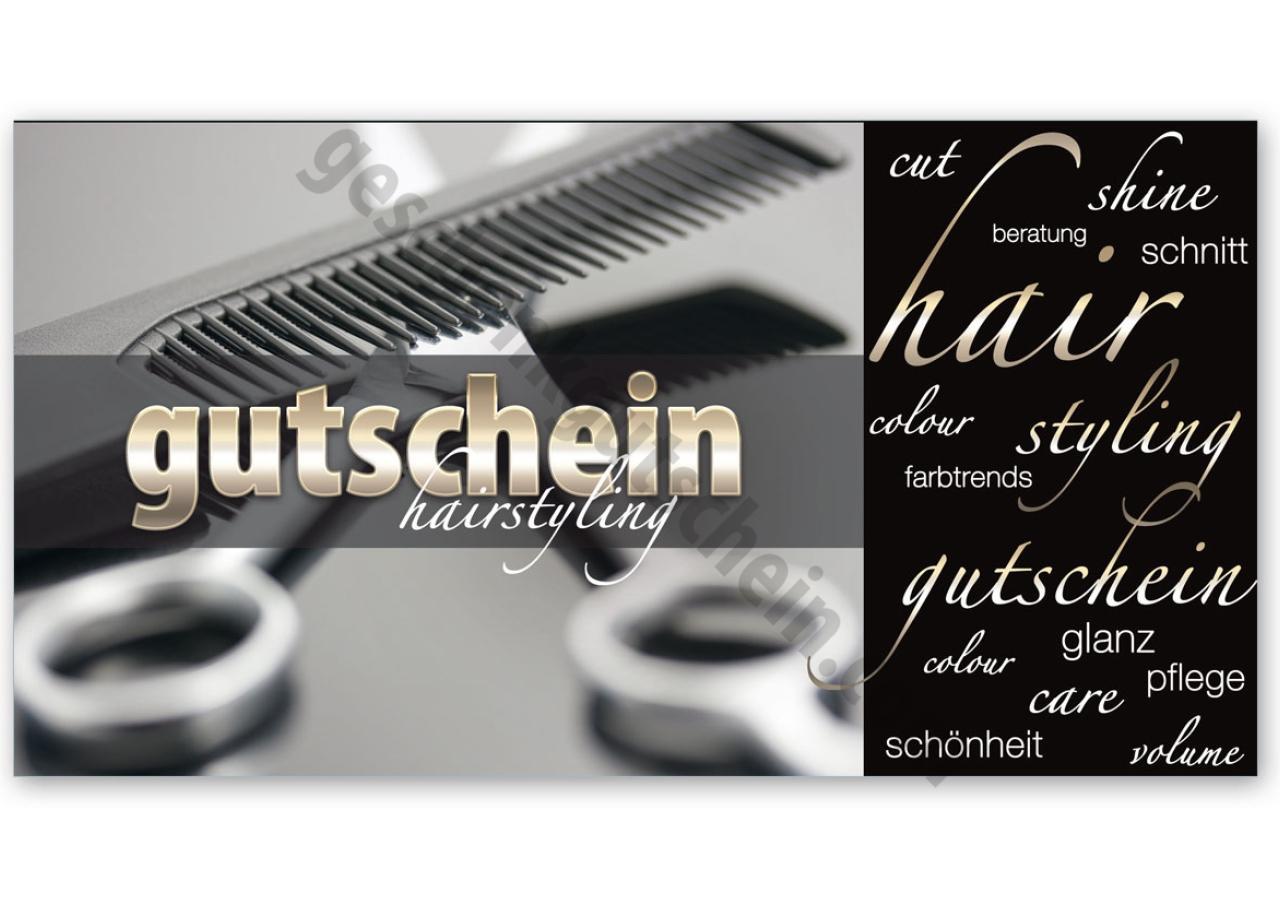 K260 Faltgutschein Multicolor | Geschenkgutschein.com - Mit den ...
